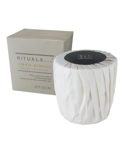 Orris Mimosa Scented Candle Refill