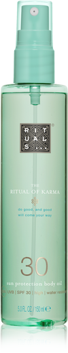 The Ritual of Karma Sun Protection Body Oil 30