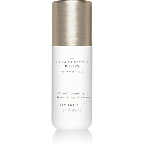 The Ritual of Namasté Cleansing Oil