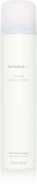 Elixir Collection Fixating Hairspray
