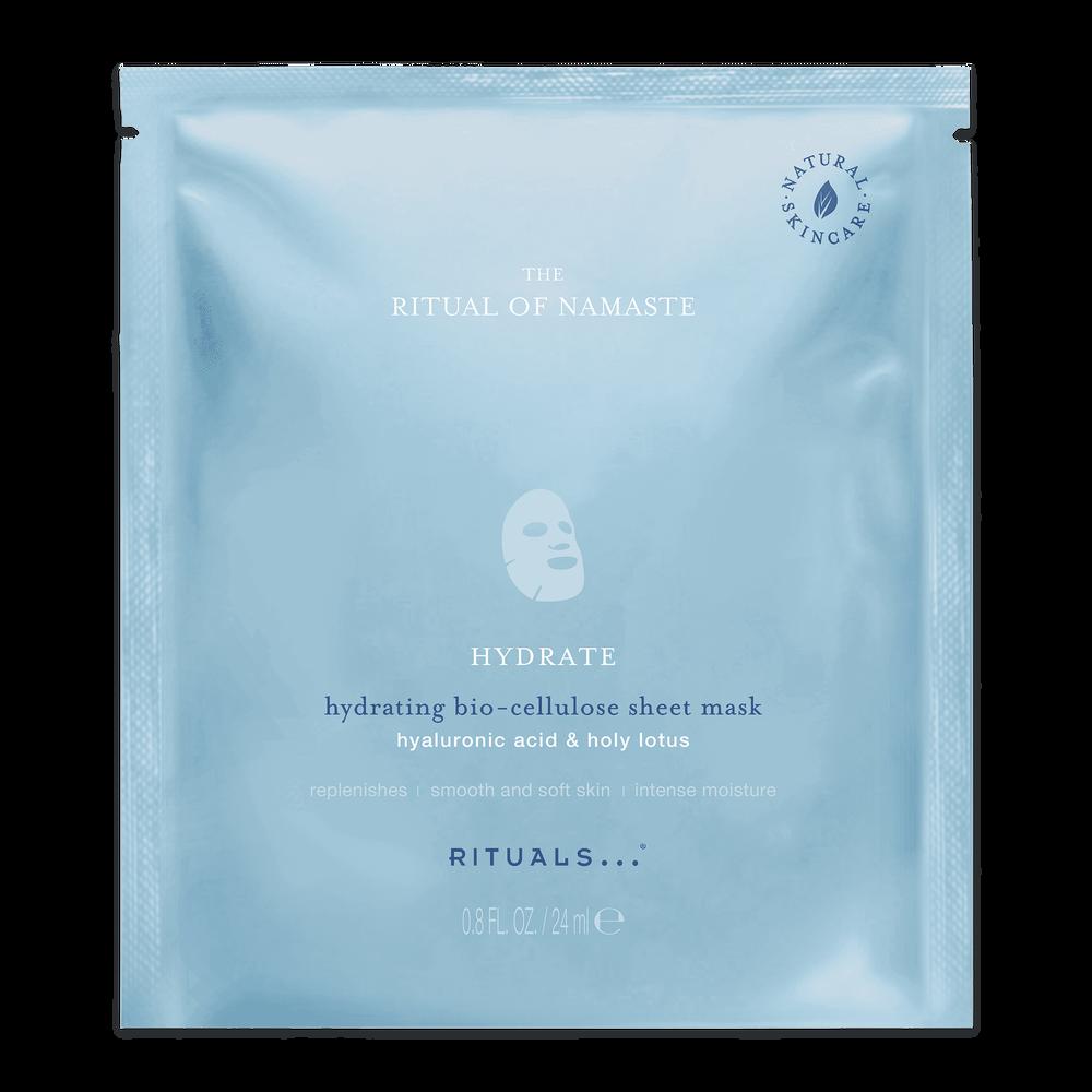 The Ritual of Namaste Hydrating Sheet Mask   bestel online bij RITUALS