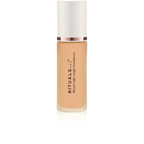 Miracle Light Weight Foundation Warm Beige