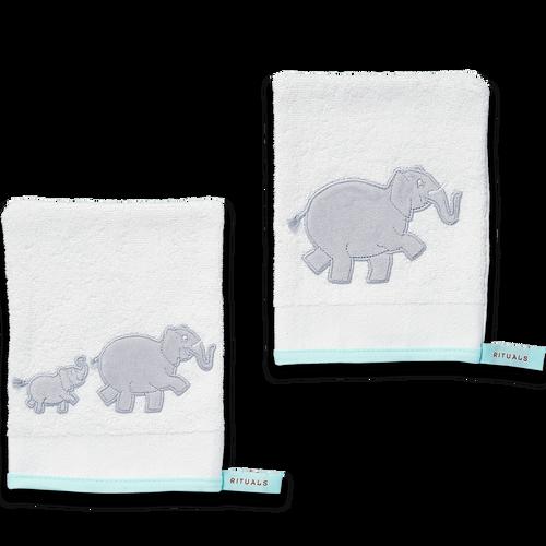 Tiny Rituals Wash Glove - Mama Elephant