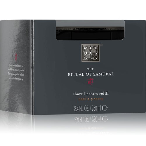 The Ritual of Samurai Shave Cream Refill