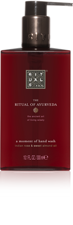 The Ritual of Ayurveda Hand Wash