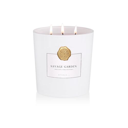 XL Savage Garden Scented Candle