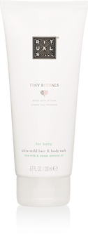 Tiny Rituals Baby Hair & Body Wash