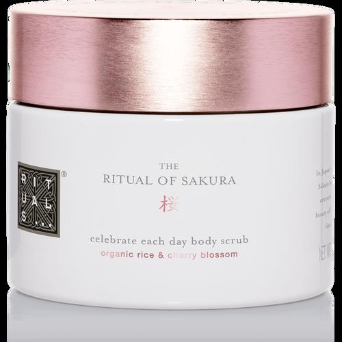 The Ritual of Sakura Body Scrub