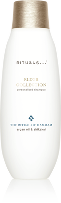 Elixir Collection The Ritual of Hammam Shampoo