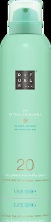 The Ritual of Karma Sun Protection Milky Spray 20