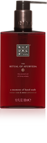 The Ritual of Ayurveda Hand Wash