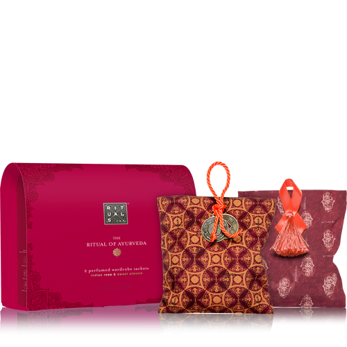 The Ritual of Ayurveda Wardrobe Sachet USA