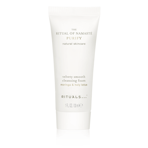 The Ritual of Namasté Velvety Smooth Cleansing Foam 30ml