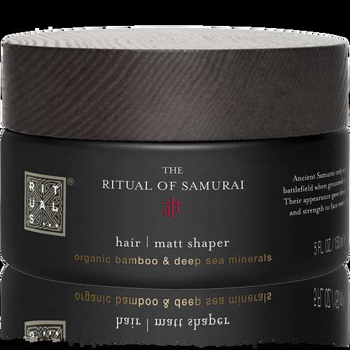 The Ritual of Samurai Matt Hair Shaper