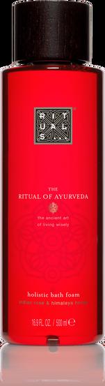 The Ritual of Ayurveda Bath Foam