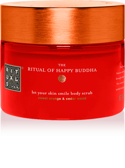 The Ritual of Happy Buddha Body Scrub