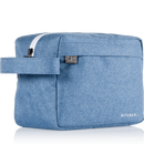 Travel Bag For Him - Denim Blue