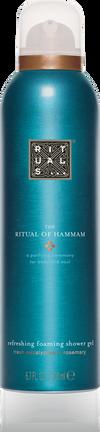 The Ritual of Hammam Foaming Shower Gel