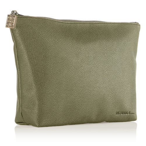 Travel Bag For Her - Olive Green