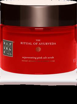 The Ritual of Ayurveda Body Scrub