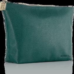 Travel Bag For Her - Dark Green