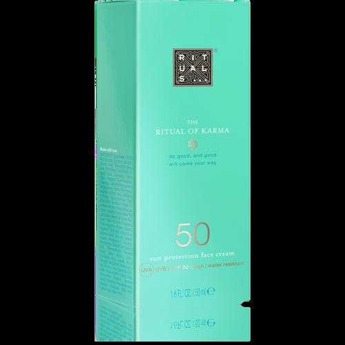 The Ritual of Karma Sun Protection Face Cream 50