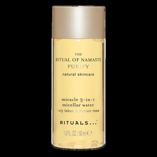 The Ritual of Namaste Micellar Water 50ml