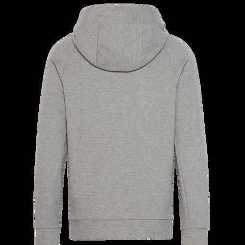 Tamas - Mid grey melange - S