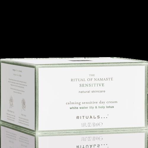 The Ritual of Namaste Calming Sensitive Day Cream