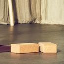 Yoga block - Cork