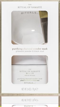 The Ritual of Namasté Purifying Charcoal Wonder Mask