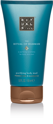 The Ritual of Hammam Body Mud