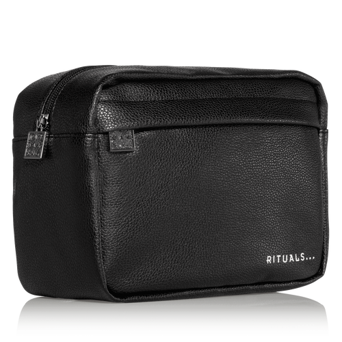 Luxury Travel Bag For Him - Black