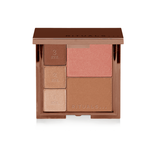 Miracle Glow Eye and Face Palette