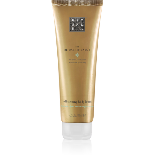 The Ritual of Karma Self Tanning Body Lotion