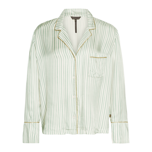 The Ritual of Jing Pyjama top - Green sheen