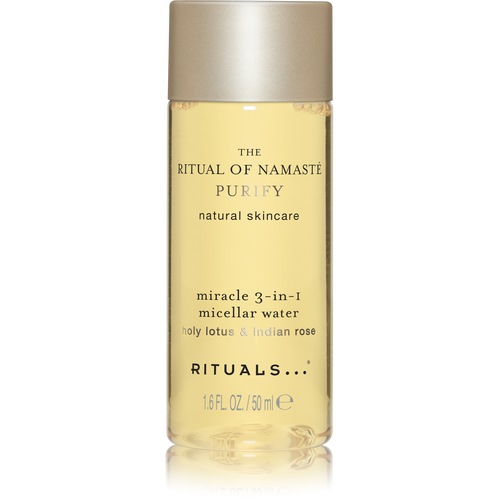 The Ritual of Namasté Micellar Water 50ml