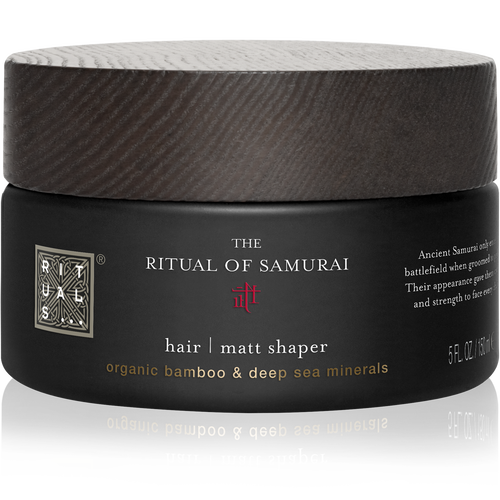 The Ritual of Samurai Matt Hair Shaper