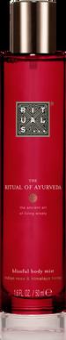 The Ritual of Ayurveda Body Mist
