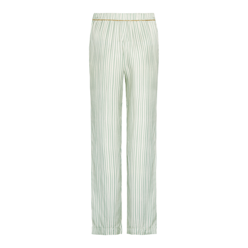 The Ritual of Jing Pyjama trousers - Green sheen