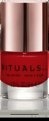 Miracle Nail Varnish Ruby Red