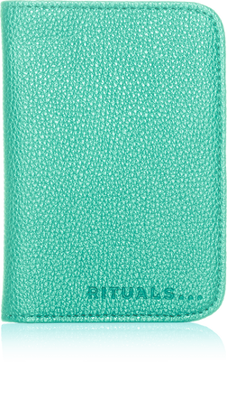 Passport Holder - Turquoise