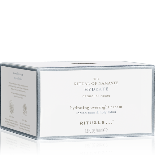 The Ritual of Namasté Hydrating Overnight Cream