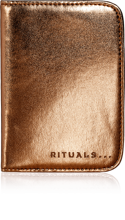 Passport Holder - Bronze Metallic