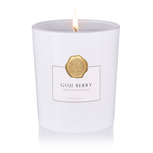 Goji Berry Scented Candle