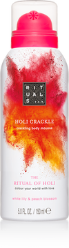 The Ritual of Holi Crackling Body Mousse