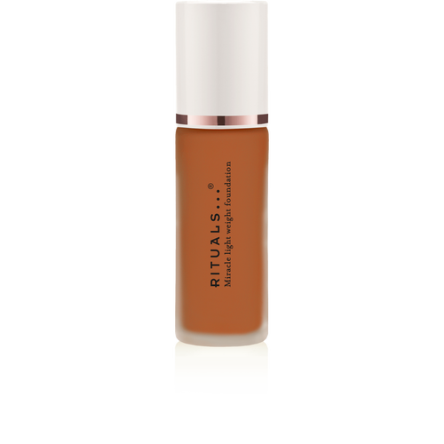 Miracle Light Weight Foundation Mahogany