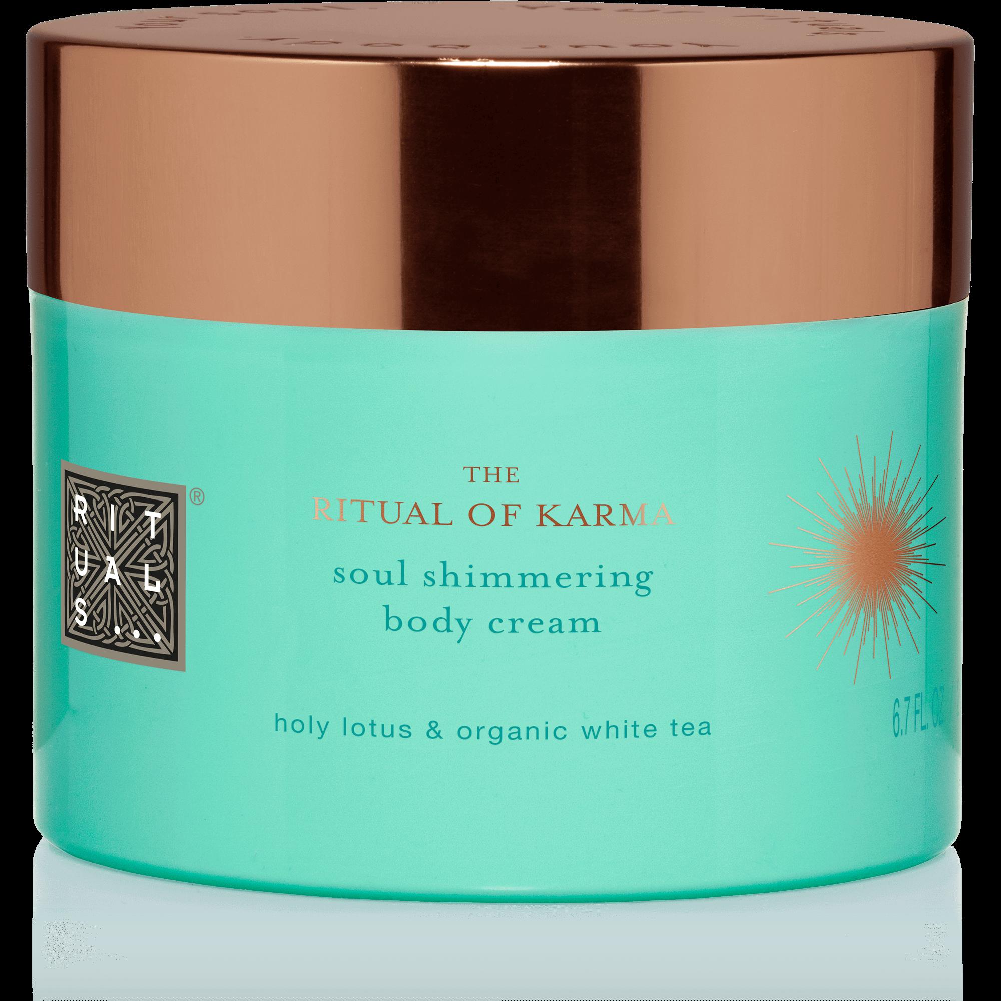 rituals body cream