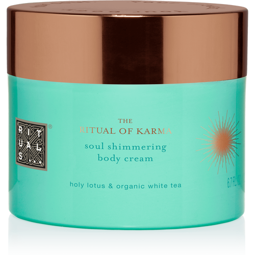 The Ritual of Karma Shimmer Body Cream