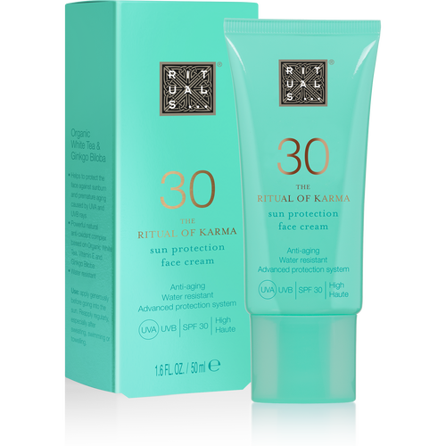 The Ritual of Karma Sun Protection Face Cream 30